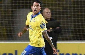 Las Palmas striker to be jailed 9 months for refusing Alcohol test